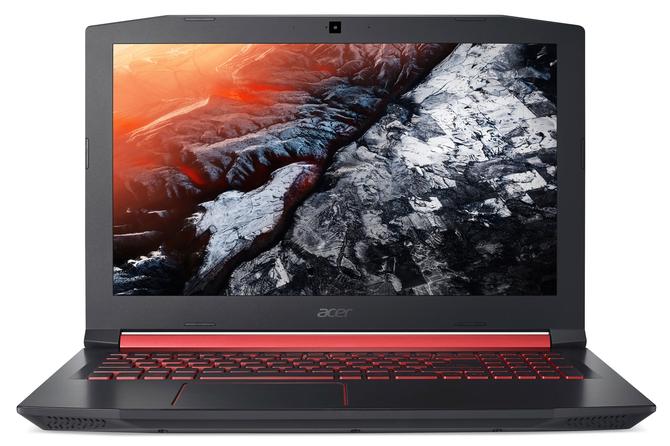 Acer Nitro 5 zostanie zaktualizowany o procesory Coffee Lake [2]