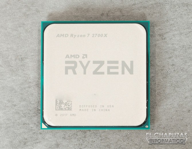 AMD Ryzen 7 2700X - Kolejne testy wydajności procesora [1]