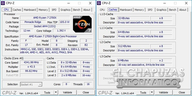 AMD Ryzen 7 2700X - Kolejne testy wydajności procesora [9]