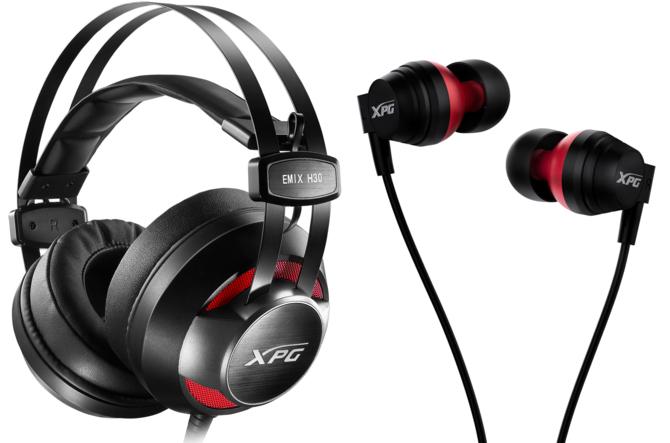 ADATA XPG - Słuchawki, podkładka RGB LED i cooler dla SSD [2]