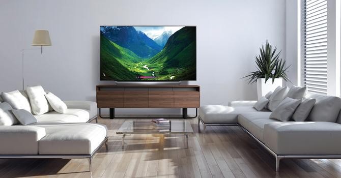 LG OLED 2018 i Super UHD - polska premiera telewizorów [1]