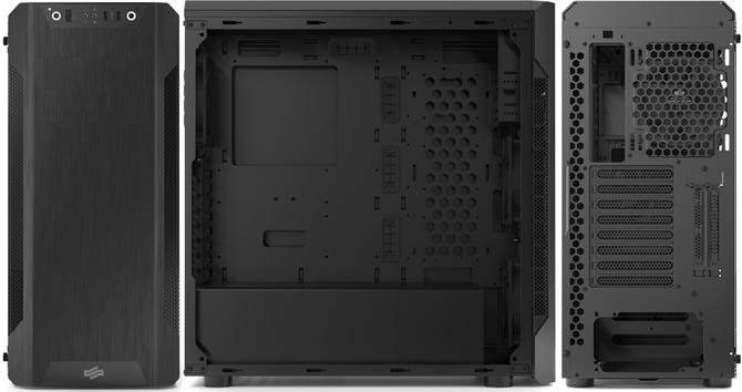 SilentiumPC Armis AR7 - Obudowa z ruchomym panelem I/O  [1]