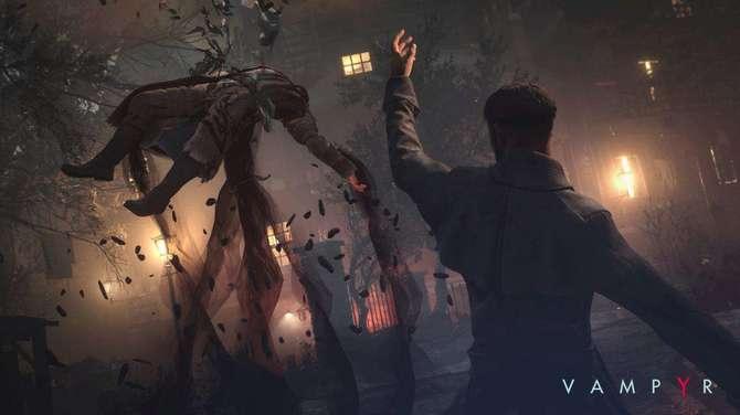 Wymagania sprzętowe gry Vampyr krwi nie trzeba sobie upuszcz [2]