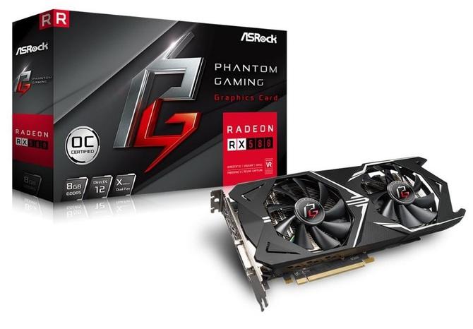 ASRock prezentuje Radeony RX 580 i RX 570 Phantom Gaming X [3]