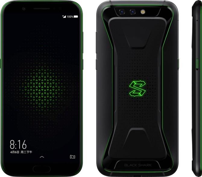 Black Shark - gamingowy smartfon Xiaomi już oficjalny [1]