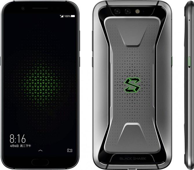 Black Shark - gamingowy smartfon Xiaomi już oficjalny [2]