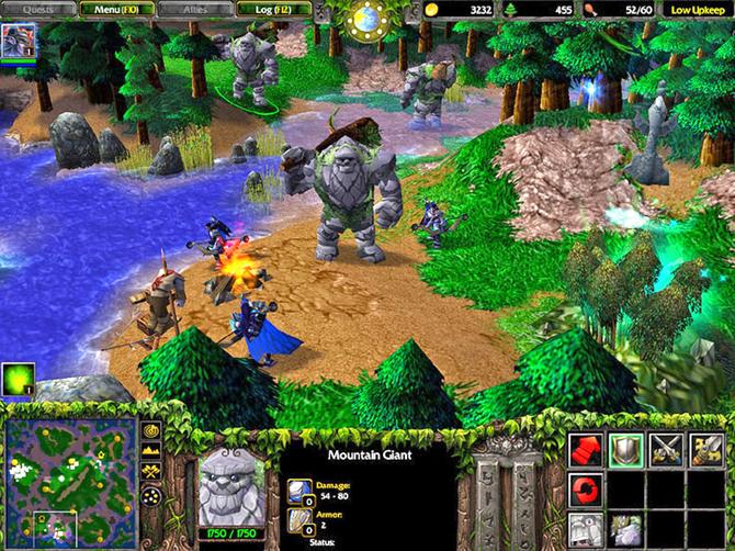 Warcraft III 1.29 - Najnowsza aktualizacja poprawia balans [2]