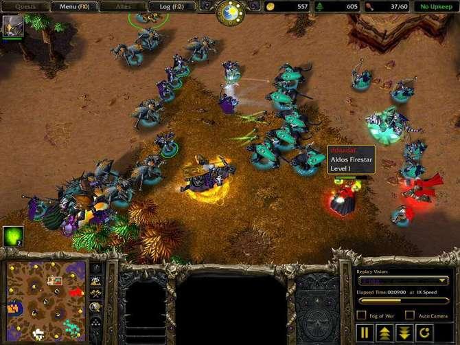 Warcraft III 1.29 - Najnowsza aktualizacja poprawia balans [3]