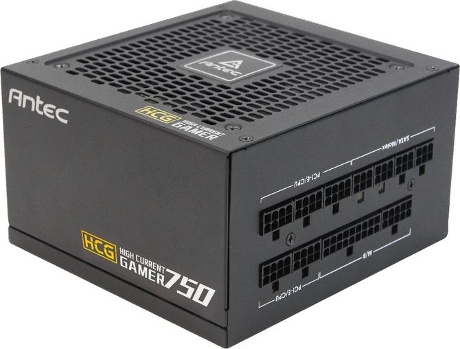 Antec HCG Gold - Nowe modularne zasilacze dedykowane graczom [2]