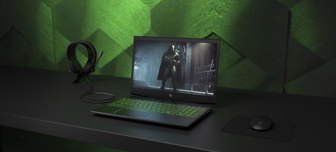 HP odświeża laptopy Pavilion o procesory Intel Coffee Lake-H [1]