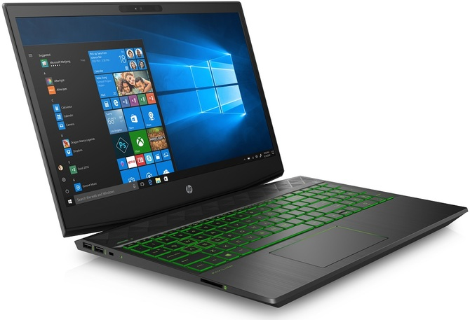 HP odświeża laptopy Pavilion o procesory Intel Coffee Lake-H [3]