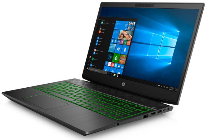 HP odświeża laptopy Pavilion o procesory Intel Coffee Lake-H [4]