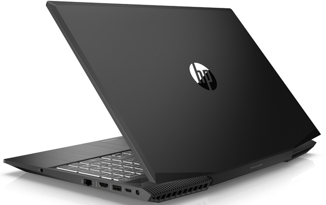 HP odświeża laptopy Pavilion o procesory Intel Coffee Lake-H [5]