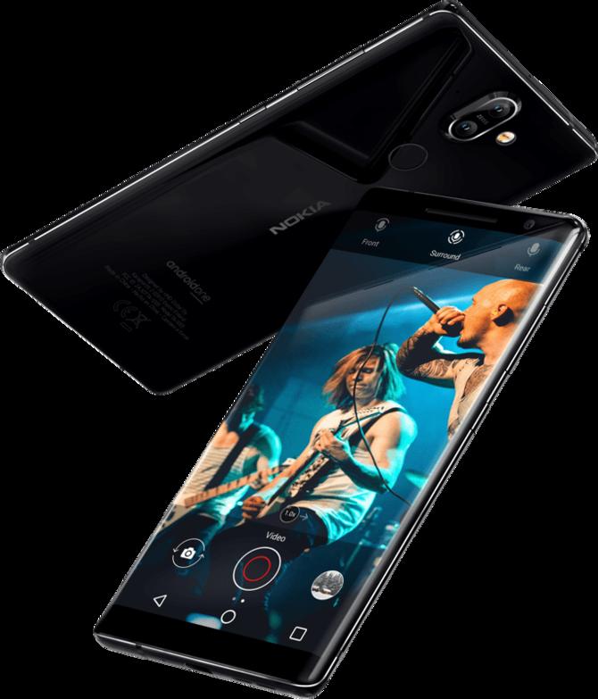 Nokia 7 Plus i Nokia 8 Sirocco - poznaliśmy polskie ceny [2]