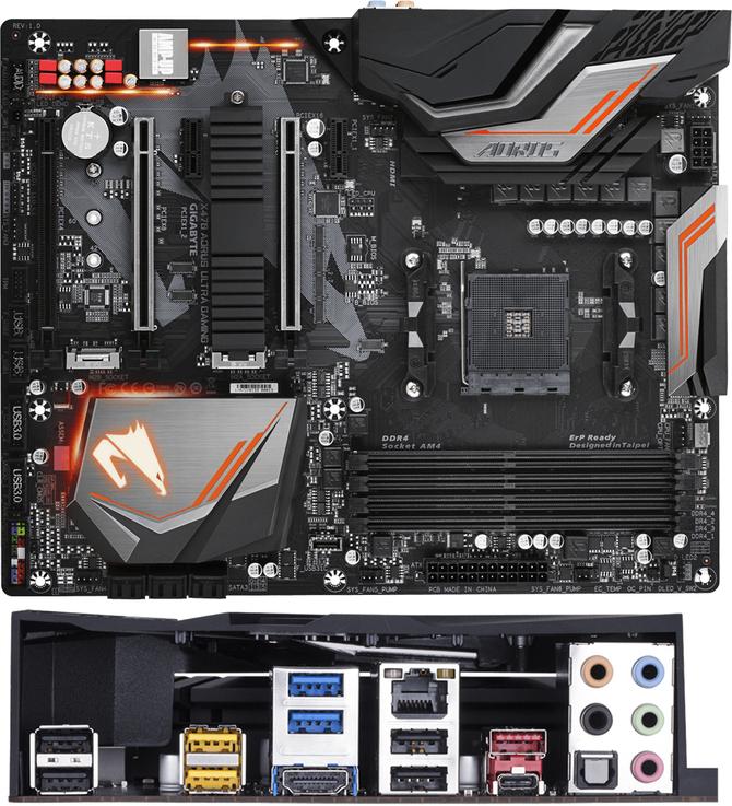 Przegląd płyt głównych z chipsetem AMD X470 dla Ryzenów 2000 [2]