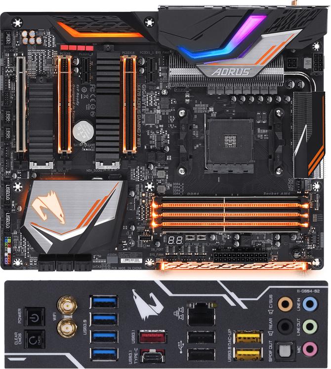 Przegląd płyt głównych z chipsetem AMD X470 dla Ryzenów 2000 [3]