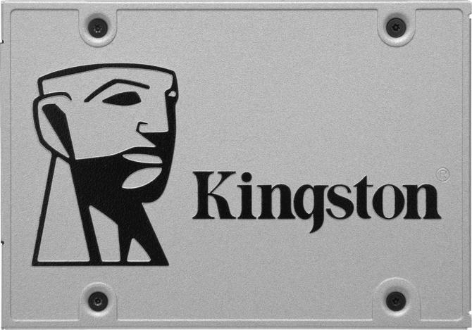 Kingston UV500 - Rodzina dysków z pamięciami 3D TLC NAND [2]