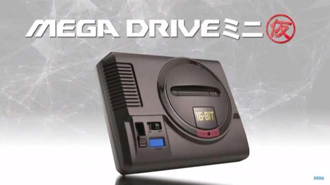 Sega Mega Drive Mini nadchodzi: premiera jeszcze w tym roku [2]