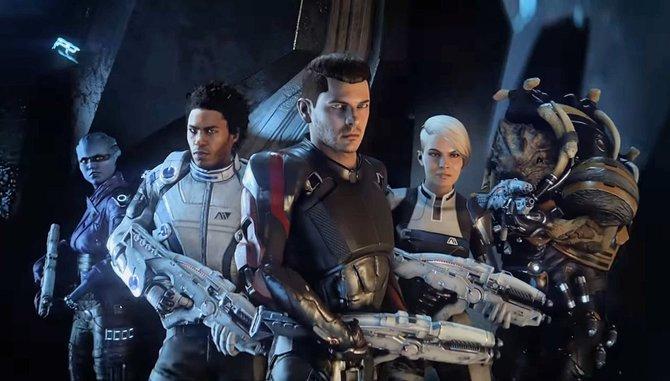 BioWare obiecuje, że kolejne gry będą lepsze od Andromedy [2]