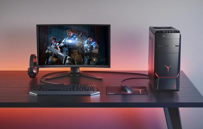 Nowe warianty gamingowych desktopów Lenovo Legion w Polsce [3]