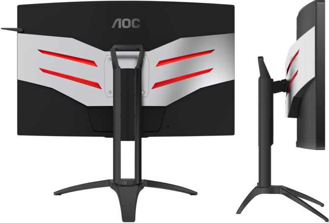 AOC AG322QC4 - Monitor MVA 144 Hz z FreeSync 2 oraz HDR400 [2]