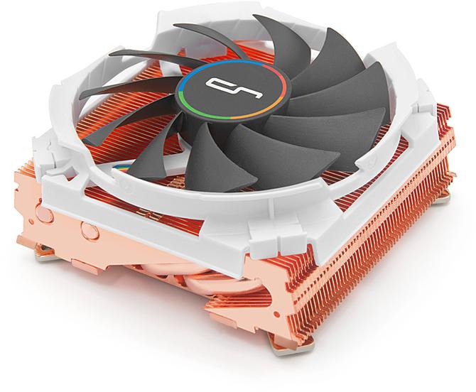 CRYORIG C7 Cu - Całkowicie miedziany cooler CPU [1]