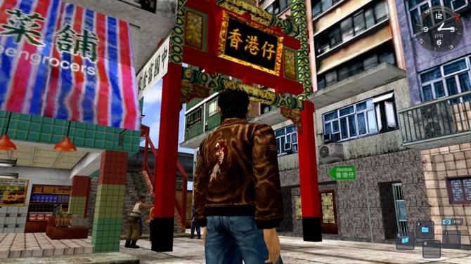 Sega prezentuje: powtórki z Shenmue, z naciskiem na potworki [1]