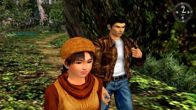 Sega prezentuje: powtórki z Shenmue, z naciskiem na potworki [3]