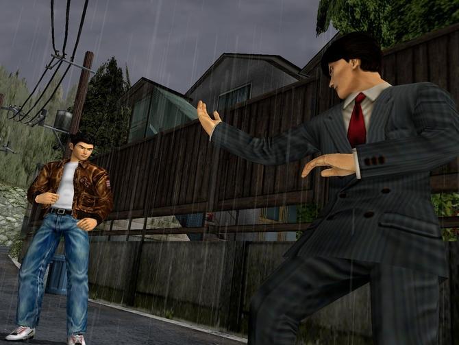 Sega prezentuje: powtórki z Shenmue, z naciskiem na potworki [4]