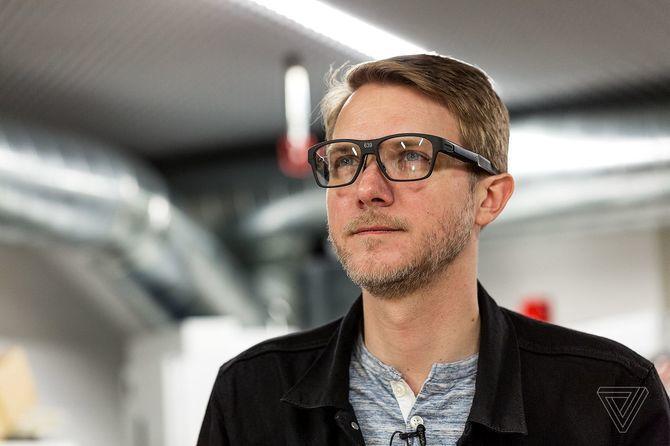 Intel Vaunt - Niebiescy rezygnują z inteligentnych okularów [1]