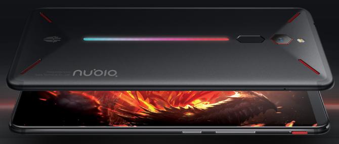 Nubia Red Magic - gamingowy smartfon z RGB LED [2]