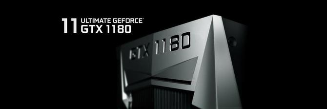 NVIDIA GeForce GTX 1180 - wyciekła specyfikacja karty [1]