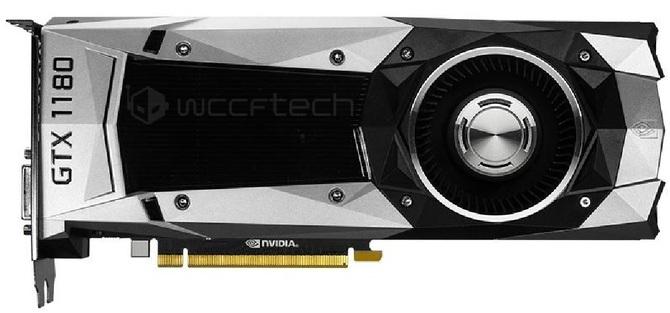 NVIDIA GeForce GTX 1180 - wyciekła specyfikacja karty [2]