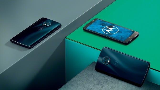 Motorola Moto G6 - nowe smartfony ze średniej półki [1]