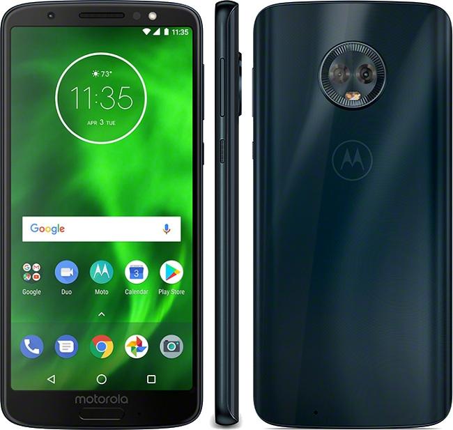 Motorola Moto G6 - nowe smartfony ze średniej półki [2]