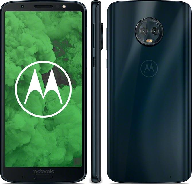 Motorola Moto G6 - nowe smartfony ze średniej półki [3]