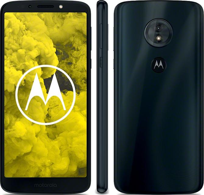 Motorola Moto G6 - nowe smartfony ze średniej półki [4]
