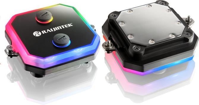 Raijintek CWB-RGB - Blok wodny z pełny RGB LED [1]