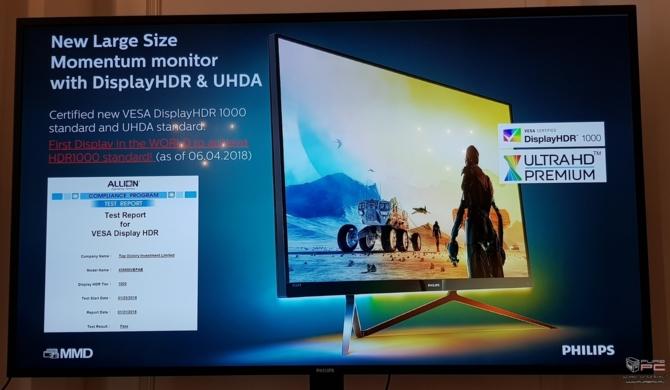 Philips 436M6VBP - nowy monitor dla graczy z DisplayHDR 1000 [2]