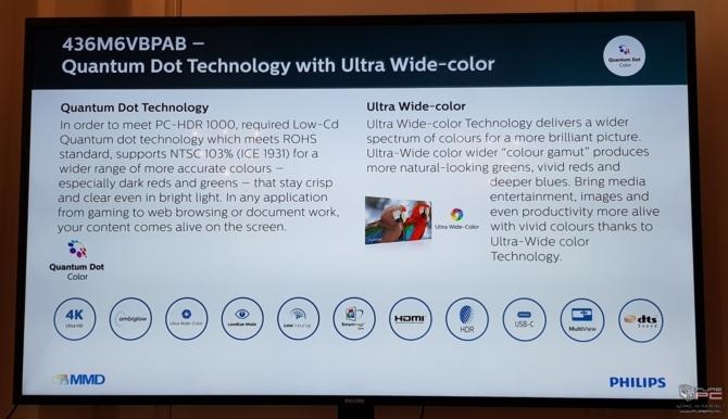 Philips 436M6VBP - nowy monitor dla graczy z DisplayHDR 1000 [4]
