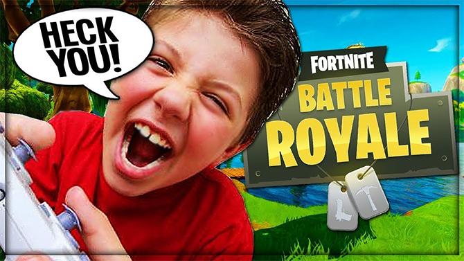 USA znów ma problem: 90% uczniów gra na lekcjach w Fortnite [1]
