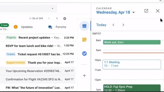 Gmail doczekał się nowej szaty graficznej. Co nowego? [2]