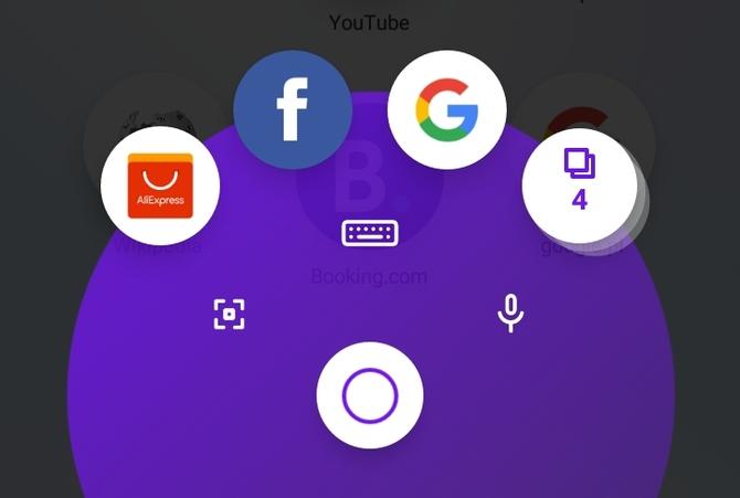 Opera Touch - nowa przeglądarka mobilna z funkcją Flow [4]