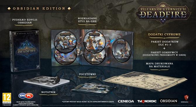 Pillars of Eternity II: znamy zawartość kolekcjonerki i DLC [2]