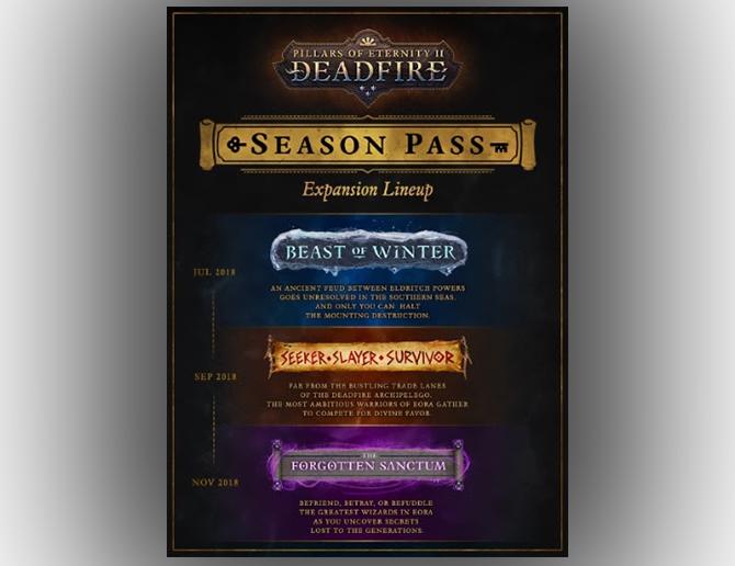 Pillars of Eternity II: znamy zawartość kolekcjonerki i DLC [3]