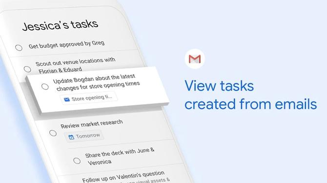 Nowa apka od Google - Lista Zadań - wesprze nowego Gmaila [2]