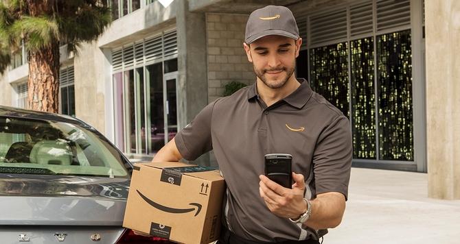 Zaparkuj i odbierz: Amazon dostarczy paczkę do bagażnika [1]