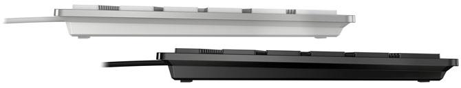 Cherry KC 6000 Slim - Bardzo smukła klawiatura membranowa [2]