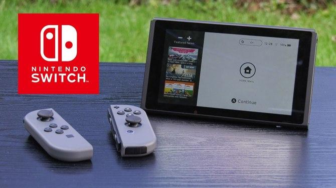 Sprzedano już 17,8 milionów Nintendo Switch. Mario liderem [2]