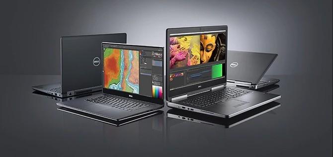 Dell Precision 7530 z AMD Radeon Pro WX 4150 na pokładzie [1]